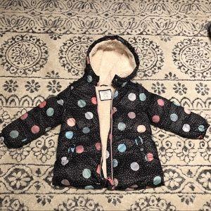 Zara toddler jacket